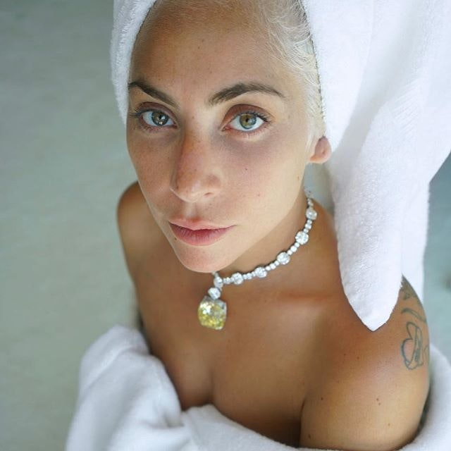 Best Celebrity Instagram Photos Tonight: Lady Gaga and Peyton List