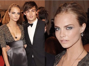 Best Celebrity Instagram Photos Tonight: Cara Delevingne and Rihanna