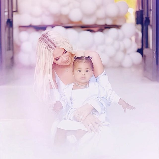 Best Kardashian Instagram Photos Today: Khloe Kardashian and Blac Chyna