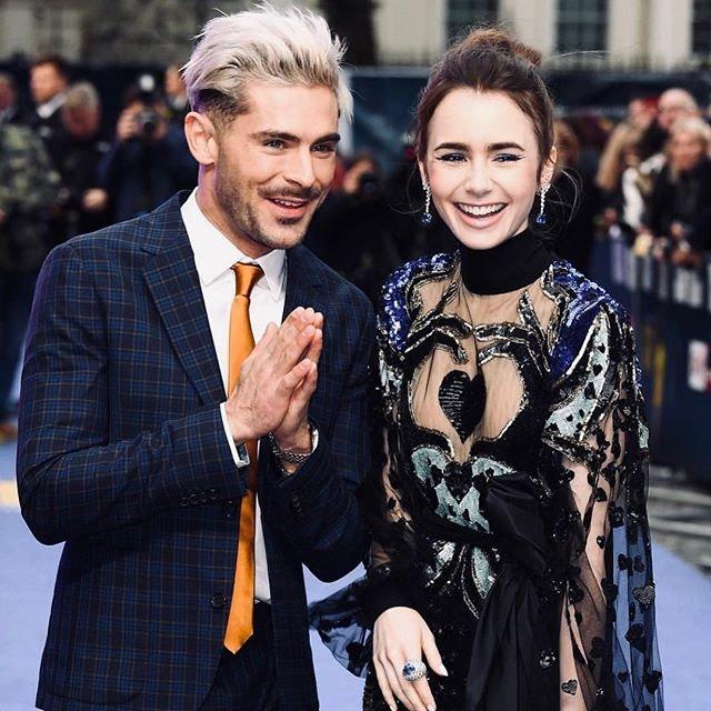Best Celebrity Instagram Photos Tonight: Zac Efron and Bella Thorne