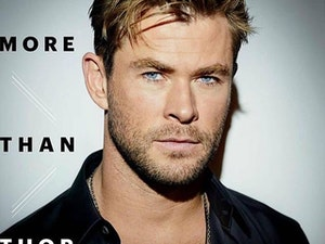 Today's Most-Liked Instagram Photos: Chris Hemsworth and RuPaul