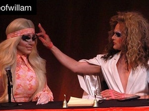 Willam and Jonathan Van Ness Have Tonight's Top Instagram Photos