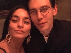 Tonight's Most-Liked Instagram Photos: Vanessa Hudgens and Finn Wolfhard