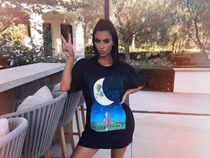 The Hottest Kardashian Instagram Photos of the Day: Kim Kardashian and Lamar Odom