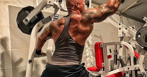 Today S Most Liked Instagram Photos Dwayne The Rock Johnson