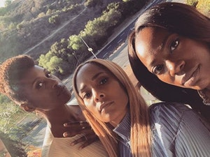 Today's Most-Liked Instagram Photos: Issa Rae and Dwayne The Rock Johnson