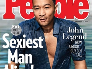 Biggest Celebrity Instagram Photos of the Day: John Legend and Camila Cabello