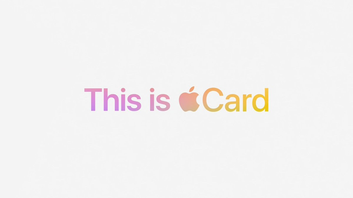 Apple TV Plus, Apple Card: Apple Announces New Streaming Service and Credit Card