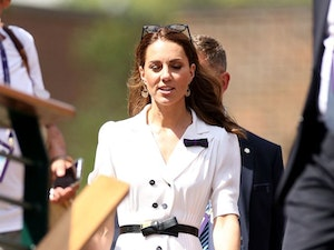 Kate Middleton Makes Surprise Appearance at Wimbledon: See Her Stunning Dress!
