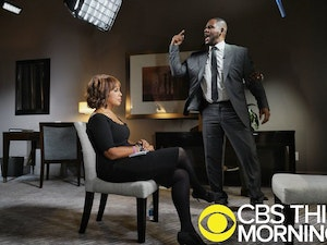 R. Kelly Gave an Interview to CBS This Morning and Things Got Wild From There