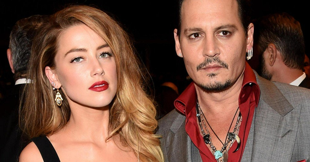 This Johnny Depp vs. Amber Thing Is Getting Messy and the Internet Has Thoughts