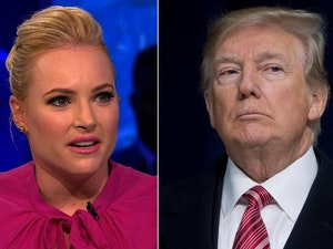 Meghan Mccain and Joy Behar Got Into on 'The View' Because of Course