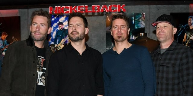 Nickelback Is Trending on Capitol Hill and It's Bonkers