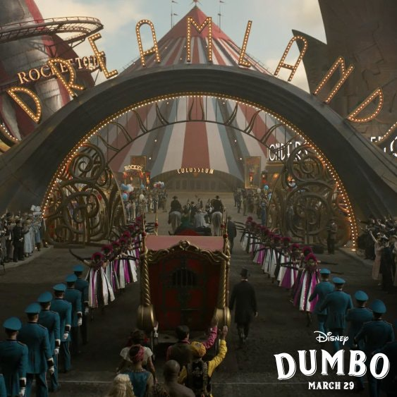 Disney Fans Are Losing Their Minds Over the Star-Studded Dumbo Premiere