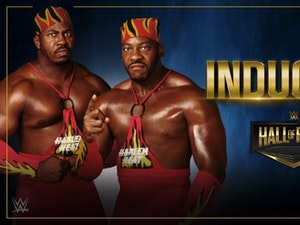 WWE Hall Of Fame to Induct '90s Tag Team Harlem Heat and All Is Right With the World