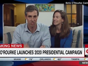 Beto O'Rourke Is Running for President and the Internet Has a Lot of Feelings