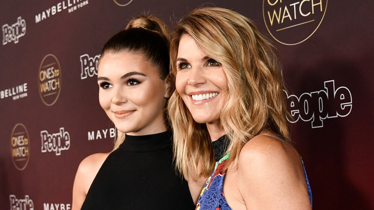 Hallmark Channel Cuts Lori Loughlin: Here's What People Are Saying