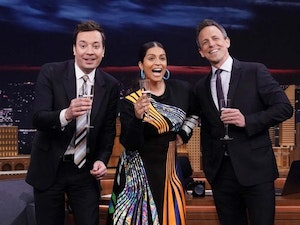 YouTube Star Lilly Singh Is Taking Over Carson Daly's Late-Night Slot