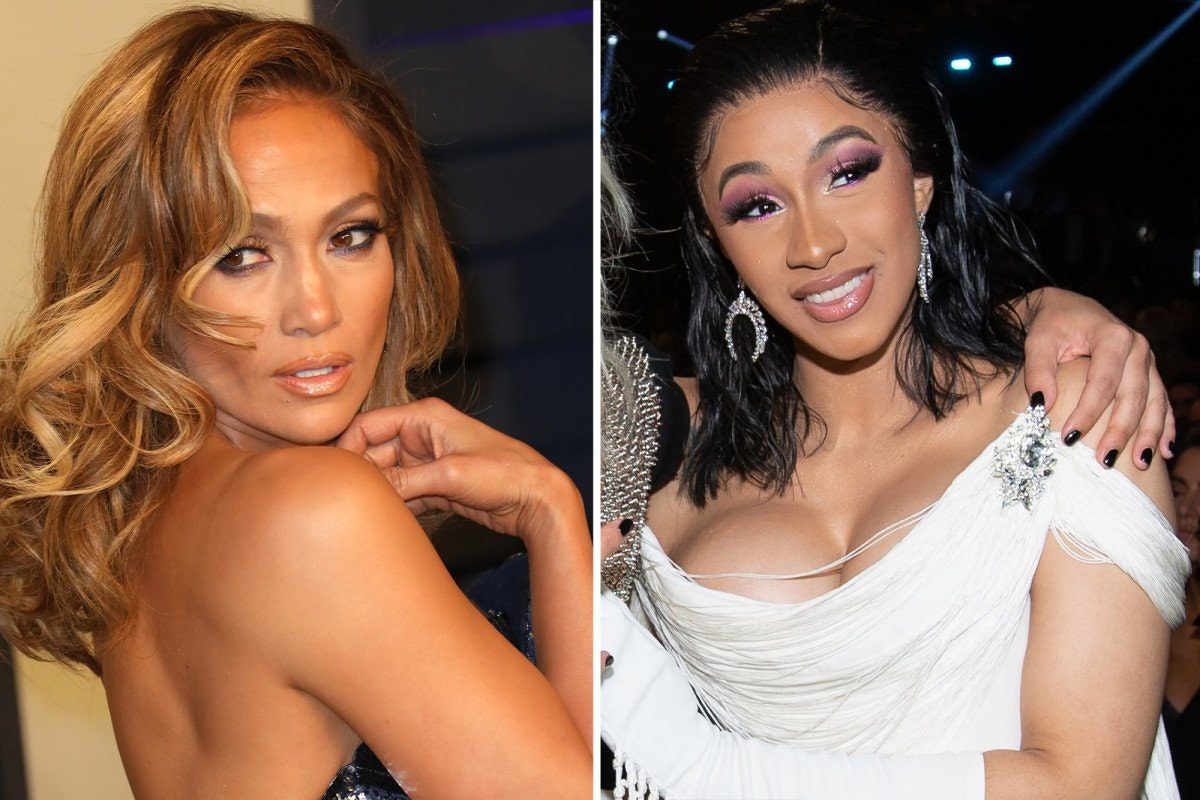 Jennifer Lopez, Cardi B and Lili Reinhart Are Making a Movie Together and the Internet Is Freaking Out