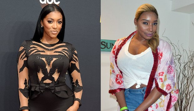 The Real Housewives of Atlanta's NeNe Leakes, Porsha Williams Are Feuding on Social Media