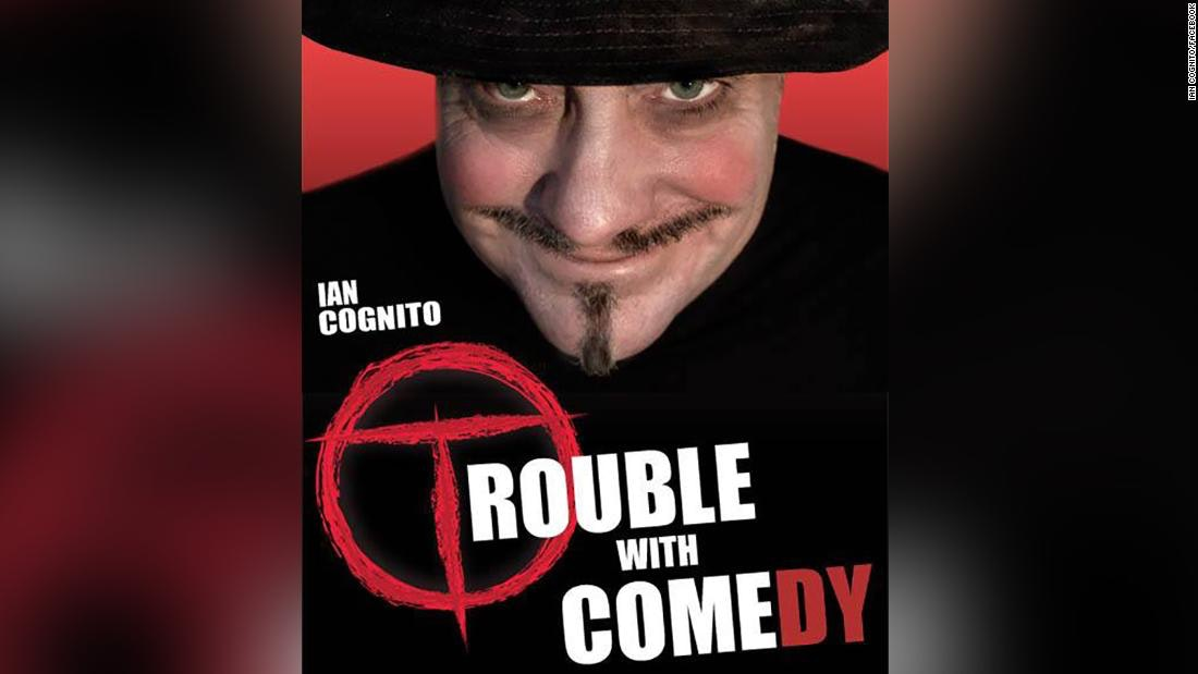 Comedian Ian Cognito Dies During a Stand-up Show