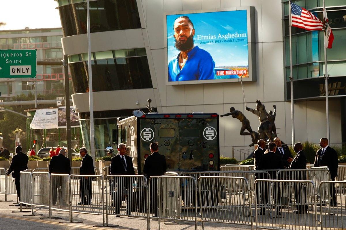Nipsey Hussle Funeral: Rapper Honored in Los Angeles