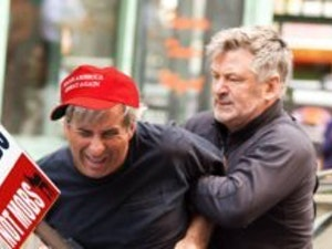 Alec Baldwin Teases a Presidential Run Against Donald Trump