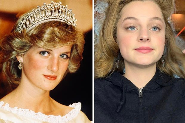 Netflix's 'The Crown' Has Found Its Princess Diana