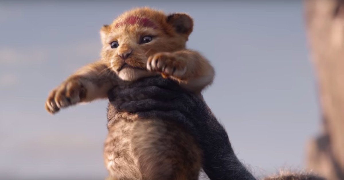 Hakuna Matata: The Full Trailer for Disney's 'The Lion King' Is Here
