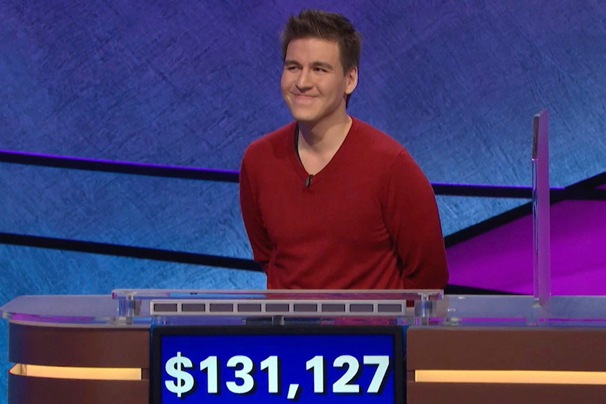Jeopardy! Champ James Holzhauer Passes $1 Million Mark