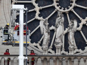 Here's What Survived the Notre Dame Fire