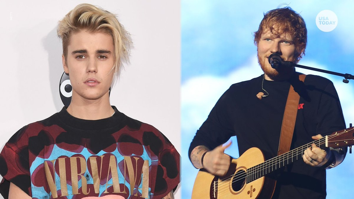 Justin Bieber and Ed Sheeran's New Song Is Here: Listen Now!