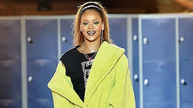 Rihanna, LVMH Join Forces to Launch Fashion House Under Fenty Label