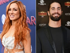 WWE Superstars Becky Lynch, Seth Rollins Are Wrestling's Newest Power Couple