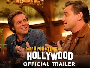 Quentin Tarantino's 'Once Upon a Time in Hollywood' Trailer Debuts
