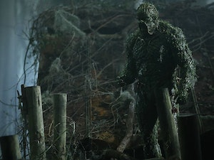 DC Comics' 'Swamp Thing' Is Here: See What Critics Are Saying