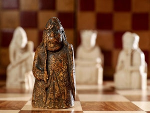 Long-Lost Lewis Chessman Could Fetch $1 Million at Auction