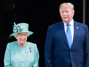 Watch the Royal Family Welcome President Trump at Buckingham Palace