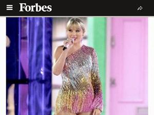 Taylor Swift Reveals Romantic New Album Name