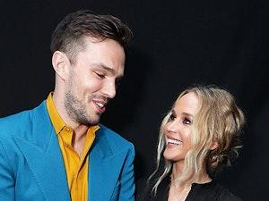 Jennifer Lawrence and Ex-Boyfriend Nicholas Hoult Reunite at the 'Dark Phoenix' Premiere