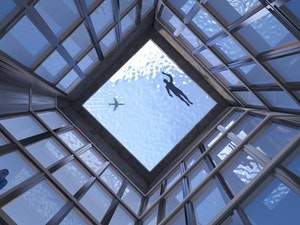 Is the World's First 360-Degree View High-Rise Infinity Pool Actually a Terrible Idea?