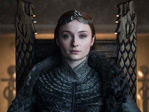 Sophie Turner Blames Kit Harington for THAT Coffee Cup on 'Game of Thrones'