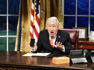 Alec Baldwin Says He's 'So Done' Playing President Trump on 'Saturday Night Live'
