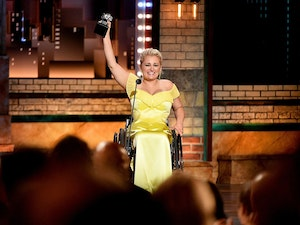 Ali Stroker Makes Tony Awards History as First Person in a Wheelchair to Win