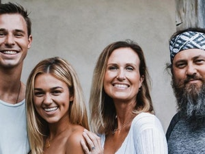 'Duck Dynasty' Star Sadie Robertson Is Engaged to Christian Huff