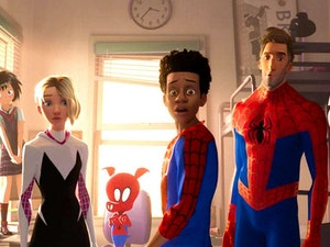 'Spider-man: Into the Spider-Verse' Is Streaming on Netflix Now
