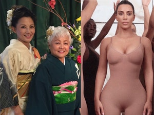 Kim Kardashian Faces Backlash for Kimono Brand