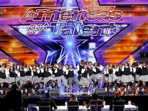 'America's Got Talent' Host Terry Crews Tears Up While Giving Golden Buzzer Award to Detroit Youth Choir