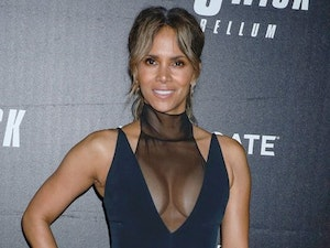 Halle Berry Posts Wet T-Shirt Pic in Celebration of Turning 53