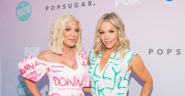 90210' Stars Jennie Garth and Tori Spelling Plan National Tour: Get